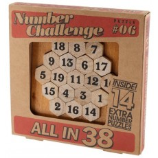 Number Challenge All in 38