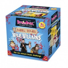 brainbox vile villains