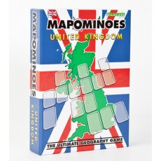 Mapominoes UK