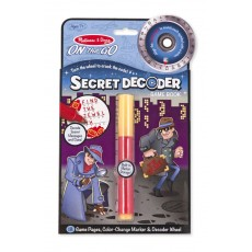 Secret Decoder Game book