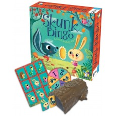 Skunk Bingo - Gamewright