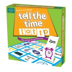 Tell The Time Lotto - Brain Box