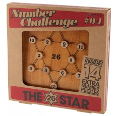 Number Challenge The 26 Star