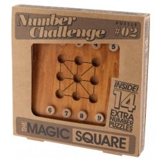 Number Challenge The Magic Square