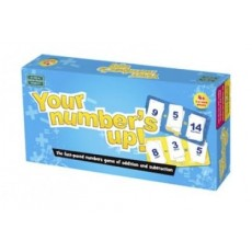 Your Number's Up - Green Board Games